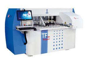 TF 100 Cnc Delik Makinesi