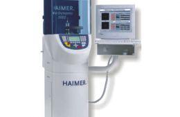 Balancing Measuring Machines